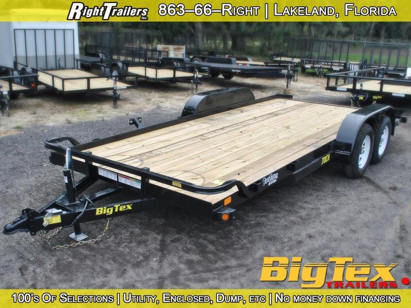7x20 Big Tex | Car Hauler (70CH-20)