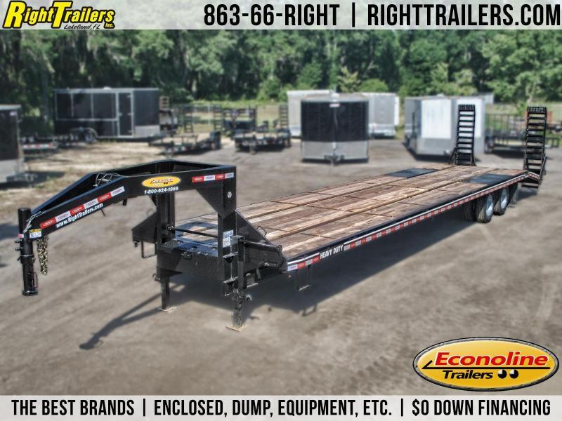 8.5x40 Econoline | Equipment Trailer