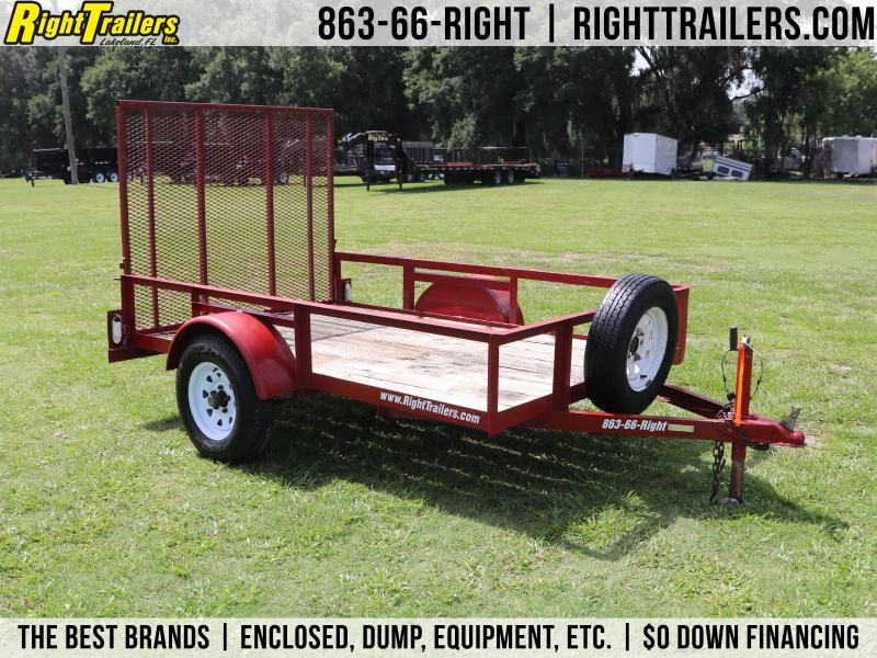 1999 Other Utility Trailer Utility Trailer