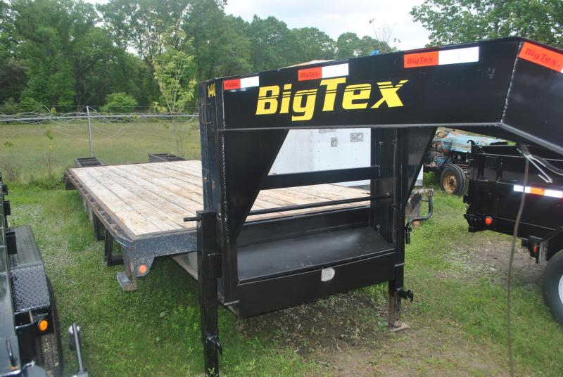 USED: 8x25 Big Tex Trailers | Equipment Trailer [14GN]