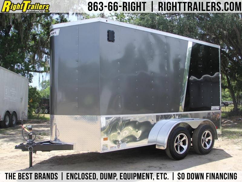 6x12 Haulmark Passport | Enclosed Trailer [Two-Tone]