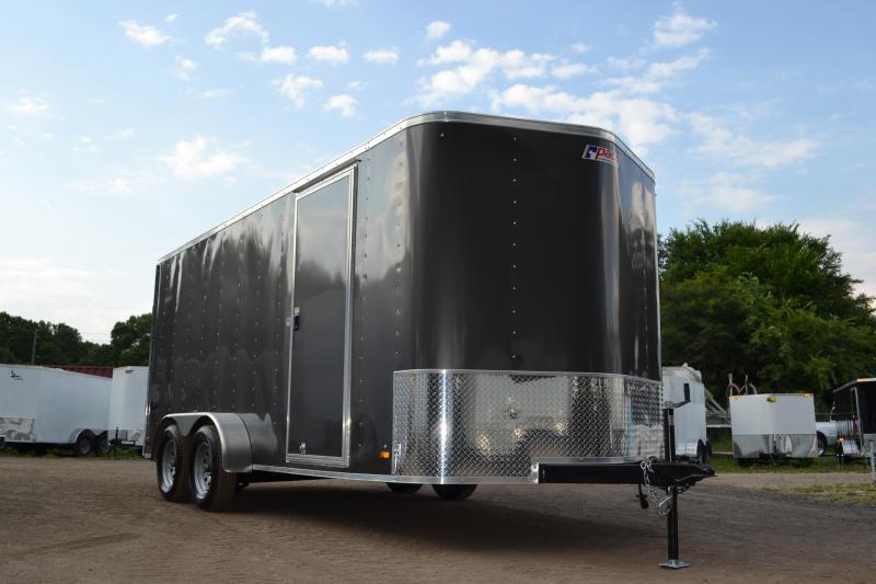 2016 Pace American Enclosed Enclosed Cargo Trailer