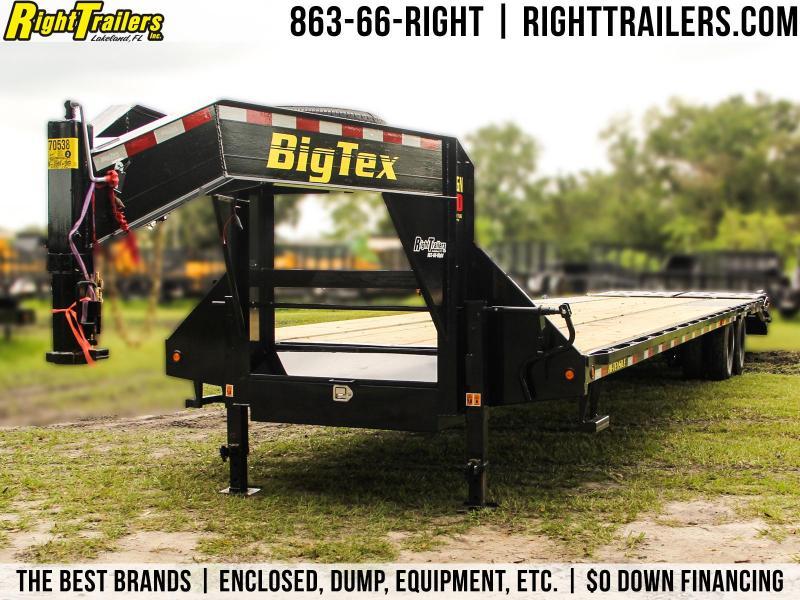 6.5x40 Big Tex Trailers | Equipment Trailer