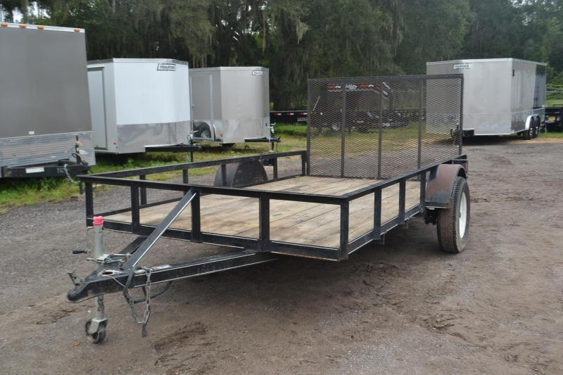 USED: 2005 SE Metals 6x12 | Utility Trailer