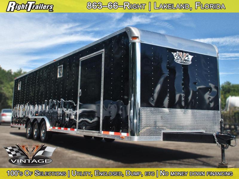 Race car trailers right trailers new and used cargo and flatbed