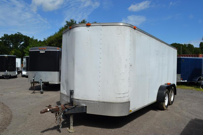 2003 7x16 USED Emerson | Enclosed Trailer