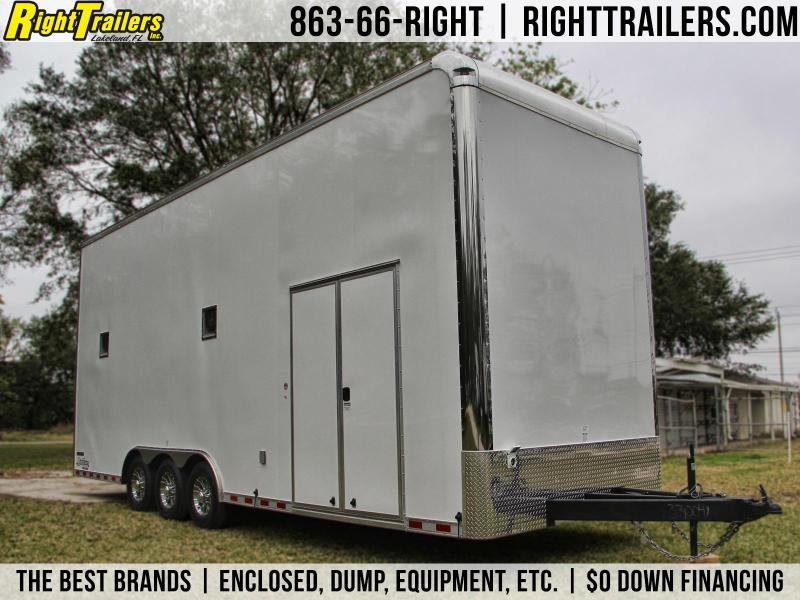 8.5x28 Continental Cargo | Stacker/Race Car Trailer