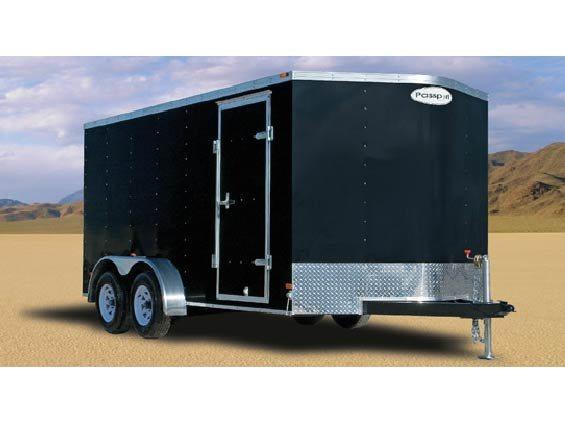 2016 Haulmark PPT7X16DT2 Enclosed Cargo Trailer