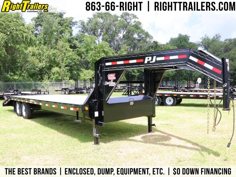 8.5x28 PJ Trailers | Equipment Trailer Equipment Trailer