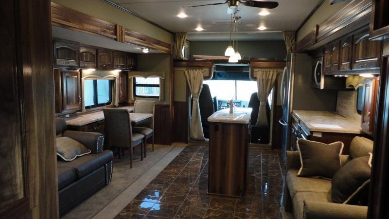 2015 Haulmark Motorcoach 4503bh Super C Rv For Sale