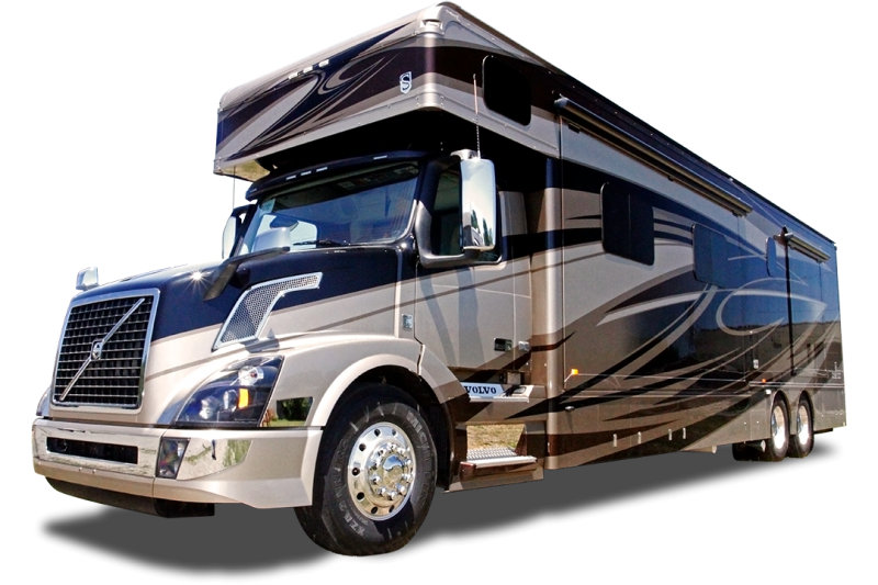 2016 Haulmark Motorcoach STATUS 45DB Class C RV