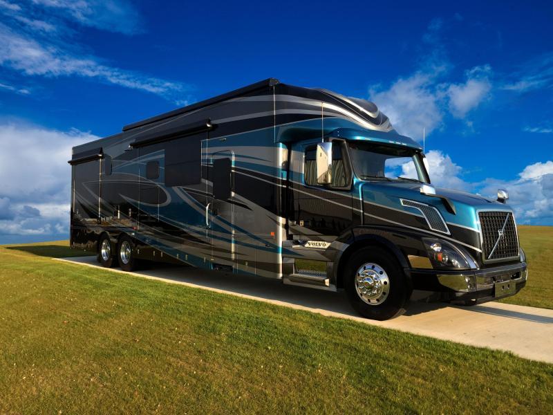 2017 Haulmark Motorcoach V45SB Class C RV