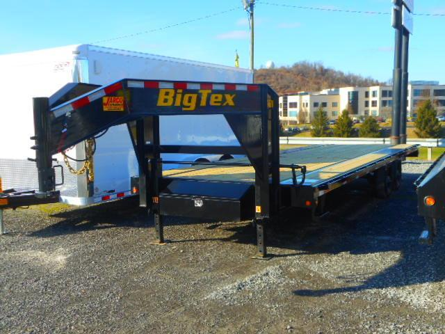 2019 Big Tex Trailers 14GN Gooseneck 102 X 25 Equipment Trailer