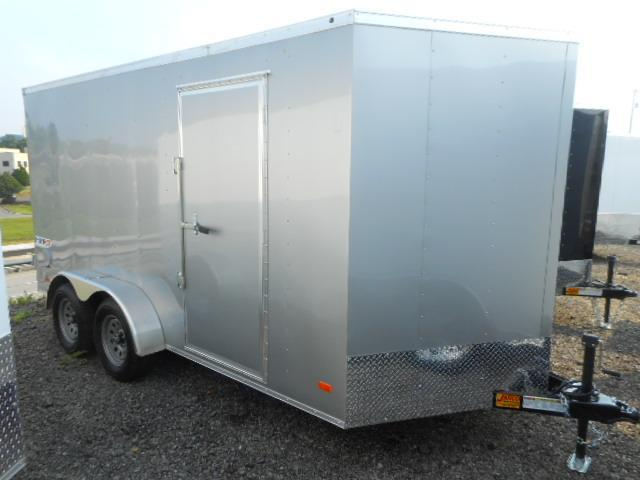 2019 Bravo Trailers Hero 7x14 Tandem Axle Enclosed Cargo Trailer