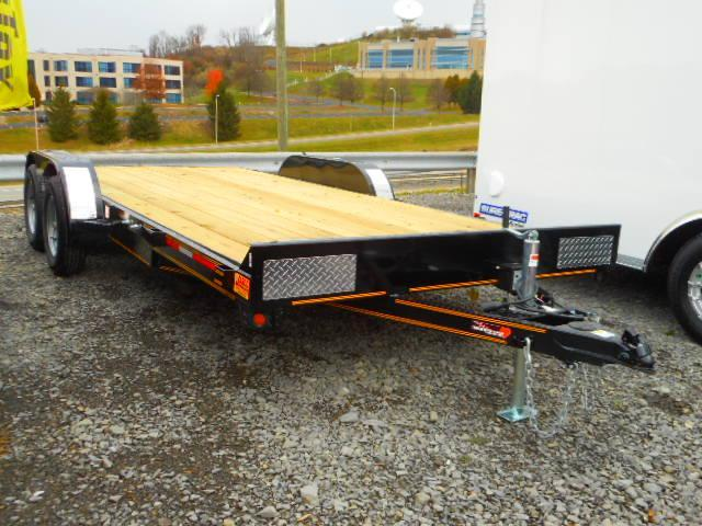 2018 Heartland 7 X 18 Car / Racing Trailer 7K