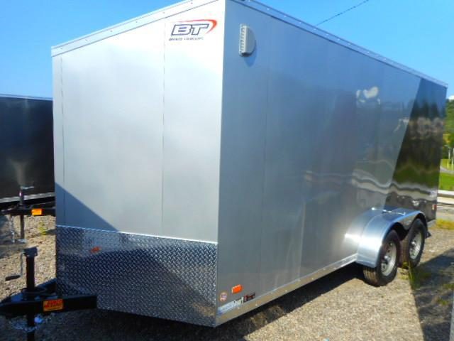 2019 Bravo Trailers Scout 7x16 Tandem Axle Enclosed Cargo Trailer
