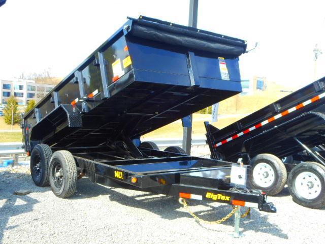 2020 Big Tex Trailers 14LX 83 X 14 Dump Trailer