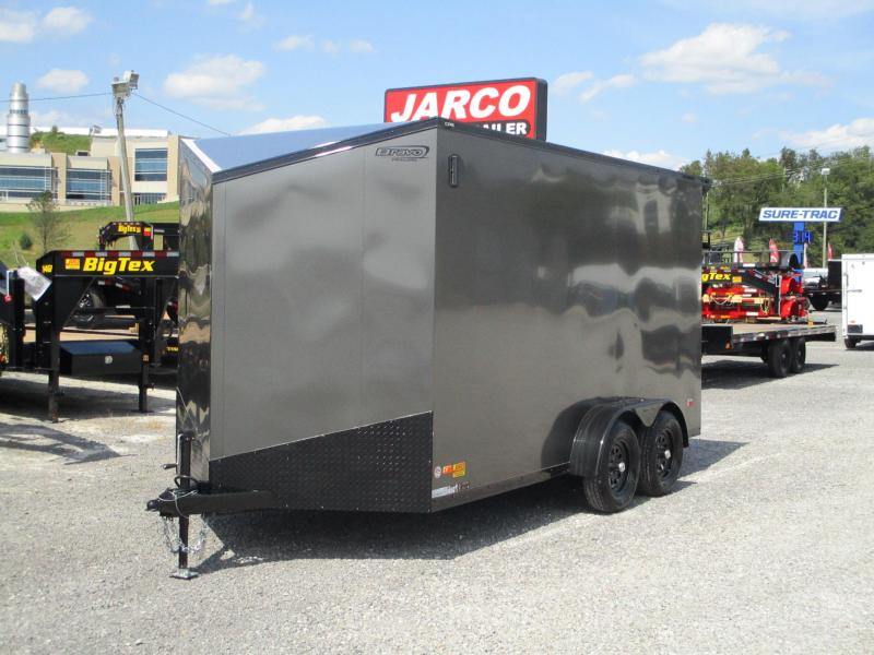 2020 Bravo Trailers Scout 7 X 14 Enclosed Cargo Trailer