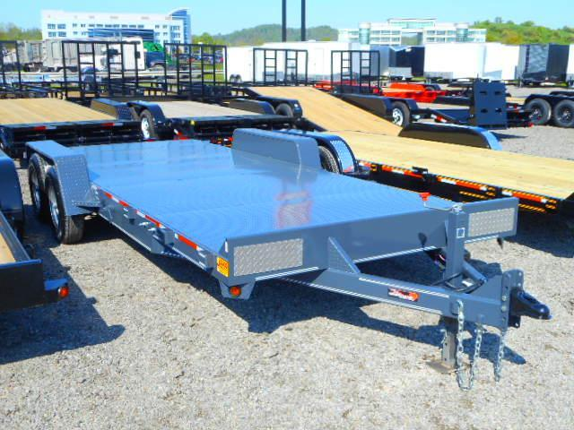2018 Heartland 7x20 Steel Deck Car / Racing Trailer