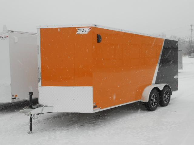 2018 Bravo Trailers Aluminum Scout Enclosed Cargo Trailer