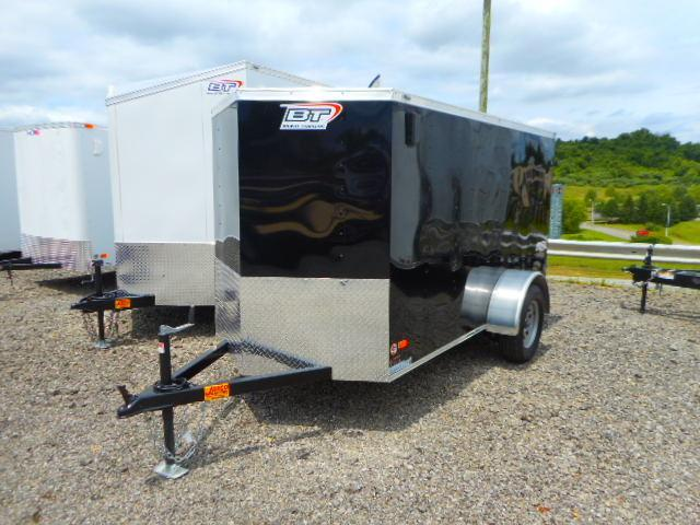 2019 Bravo Trailers Scout 5x10 Single Axle Enclosed Cargo Trailer