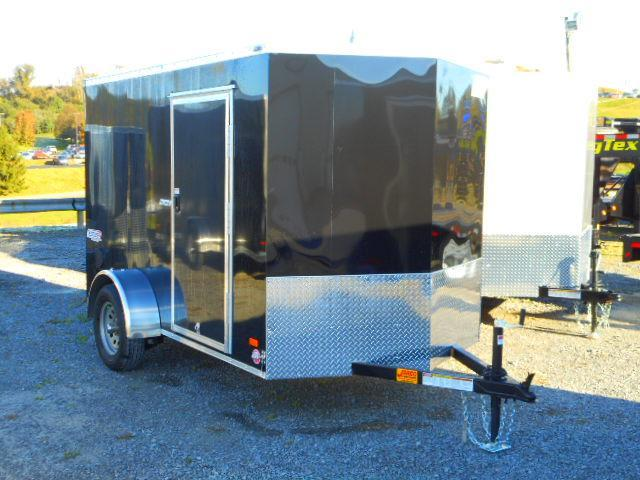 2019 Bravo Trailers Scout 6 X 10 Single Axle Enclosed Cargo Trailer