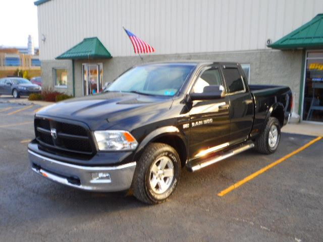 2012 Dodge Ram 1500 Outdoorsman 4X4 Truck