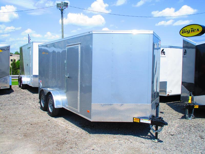 2019 Bravo Trailers Hero 7X14 Enclosed Cargo Trailer