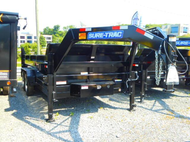 2018 Sure-Trac 82 IN X 16 LP 16K Goose Scissor Dump