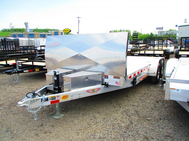 2019 H and H Trailer 82X20 ELEC SPEEDLOADER ALUM 10K