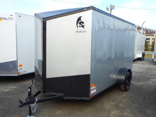 2019 Spartan 6 X 12 SA Enclosed Cargo Trailer
