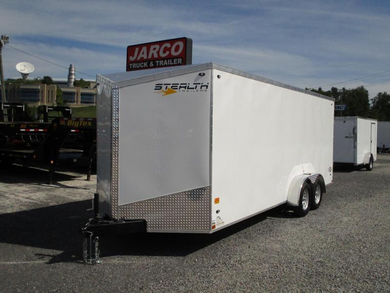 2020 Stealth Trailers Mustang 7 X 20 Enclosed Cargo Trailer