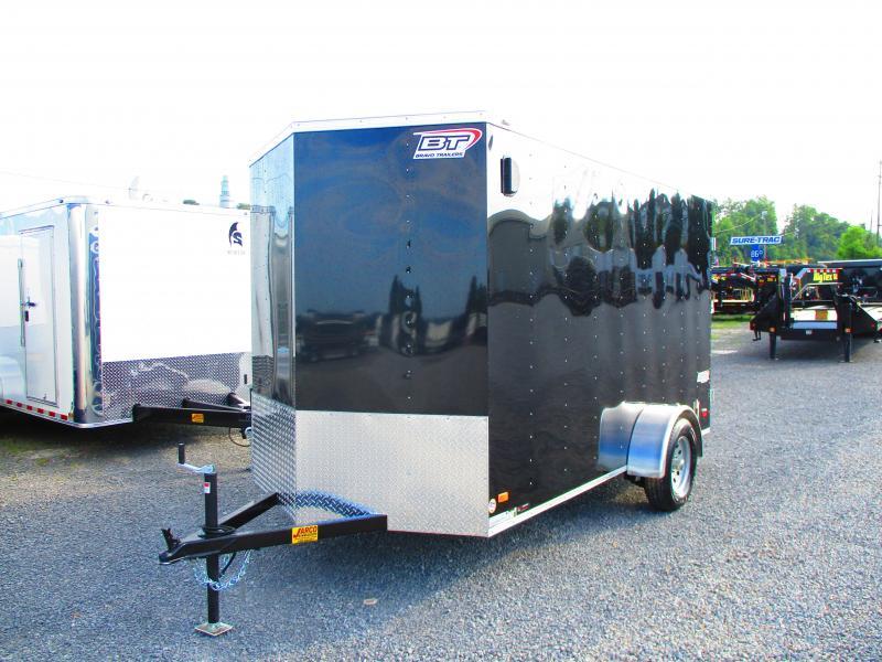 2020 Bravo Trailers Scout 6 X 12 Enclosed Cargo Trailer
