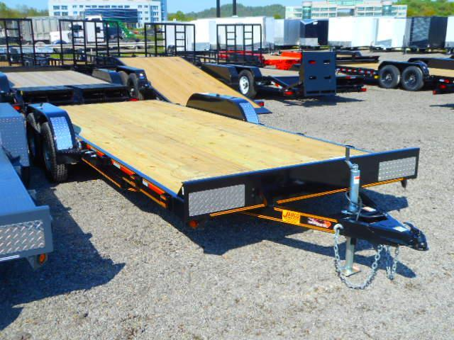2018 Heartland 7x20 Car / Racing Trailer