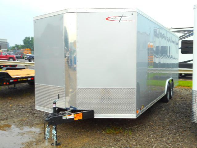 2019 Cross Trailers Alpha Series 8.5 x 24 TA Enclosed Cargo Trailer