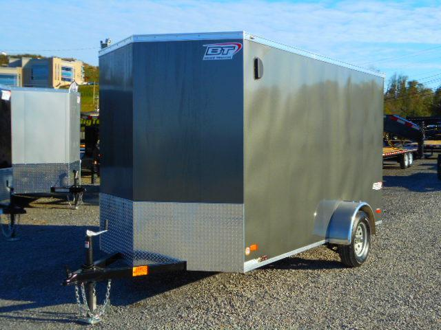 2019 Bravo Trailers Scout 6 X 12 Single Axle Enclosed Cargo Trailer