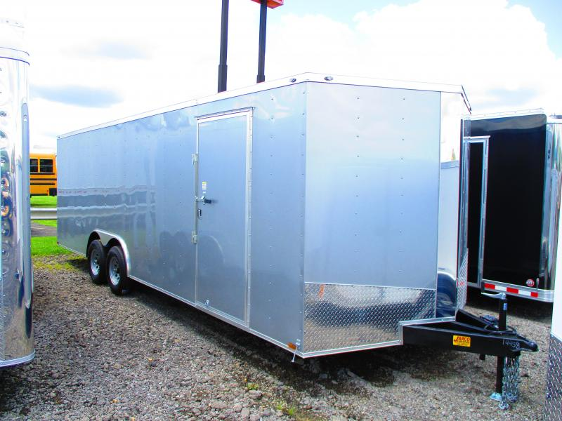 2019 Spartan 8.5 X 24 Enclosed Cargo Trailer