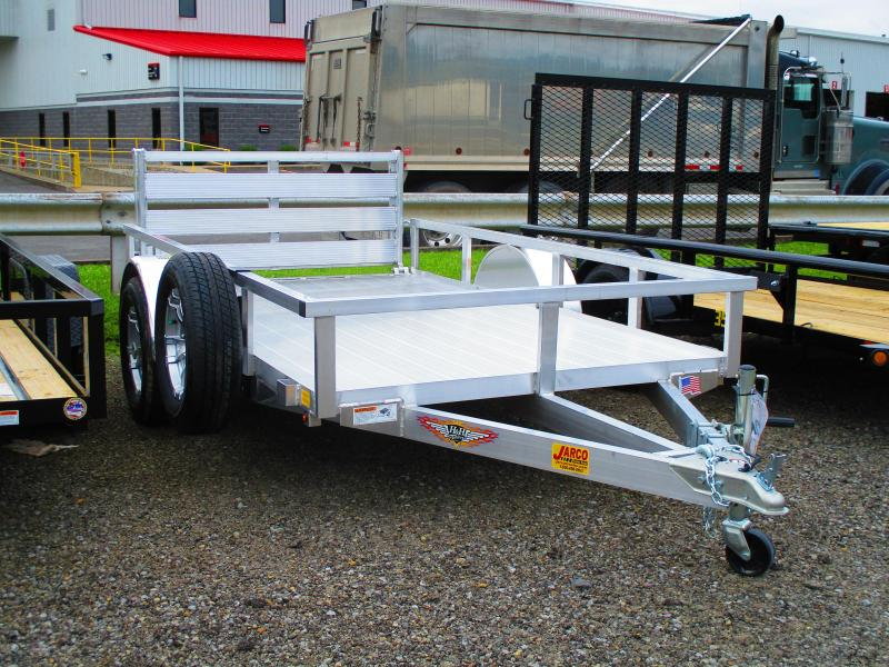 2019 H and H Trailer 5.5 X 10 Utility Trailer