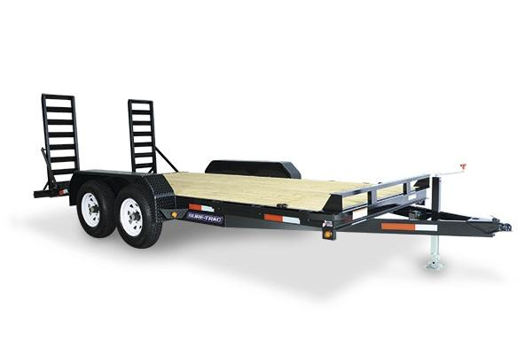 2019 Sure-Trac 7 X 20 16K Implement Equipment Trailer