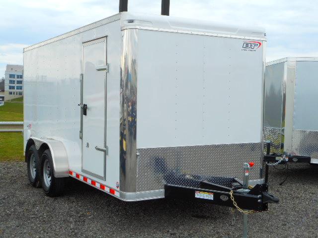 2019 Bravo Trailers Star 7x16 14k Enclosed Cargo Trailer