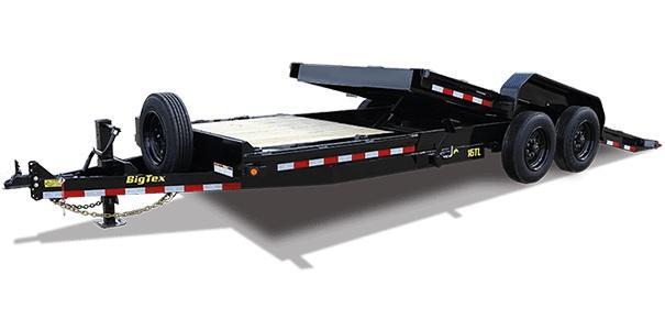 2020 Big Tex Trailers 16TL 83 X 20 Tilt Equipment Trailer
