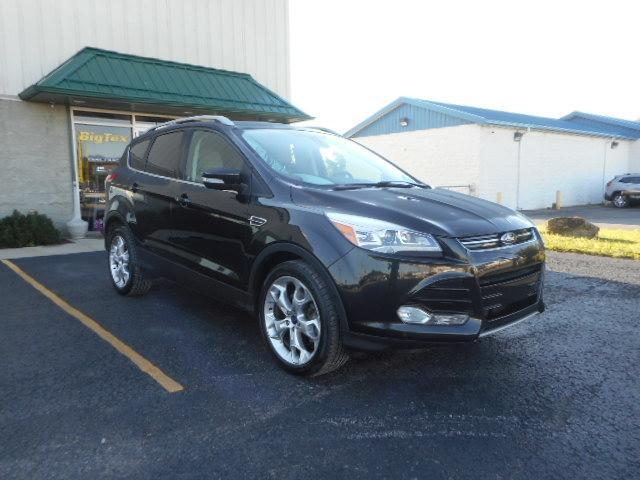 2014 Ford Escape Titanium 4wd with 53929 miles