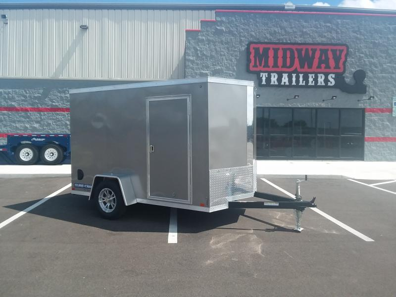 2019 Sure-trac 6'x10' Pewter 3k