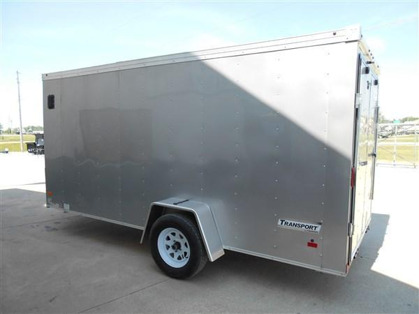 Haulmark 6X14 Enclosed Cargo Trailer