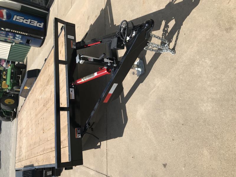 2018 Sure-trac 7 X 20 Tilt 10k Car Hauler