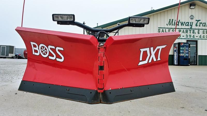 """2018 Boss 9'2"""" Dxt V-plow Steel"""