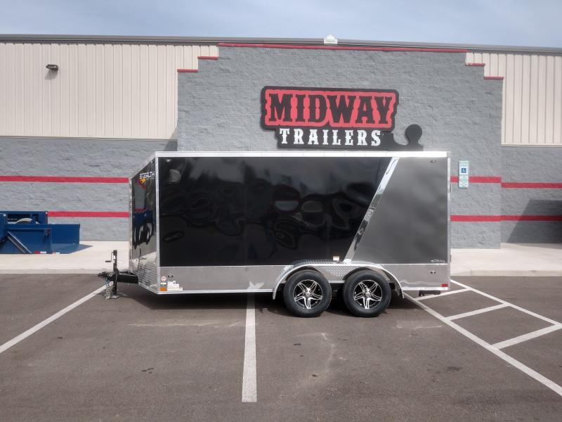 2019 Stealth 7'x14' Enclosed