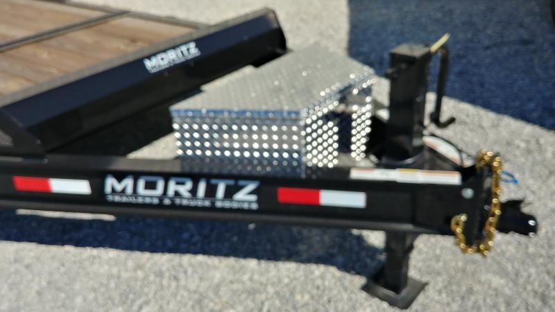 2018 Moritz 7x16+4 16k Tilt