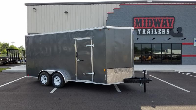 2019 Interstate 7'x18' Enclosed
