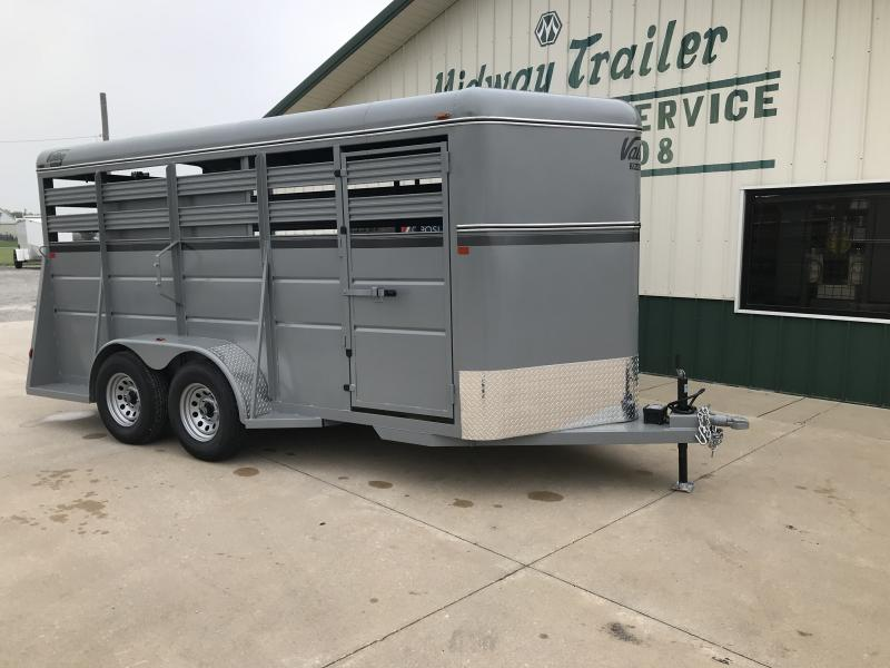 2019 Valley 6x16 Grey